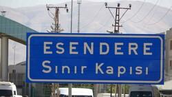 Hakkari'de Esendere Gümrük Kapısı yeniden açıldı