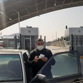 Türkiye-Azerbaycan arası kimlikle seyahat dönemi başladı
