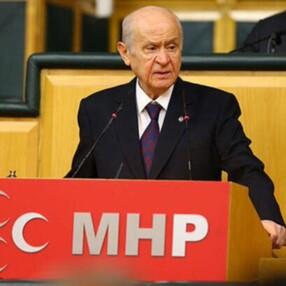Bahçeli, Anayasa Mahkemesi'nin kapatılmasını istedi