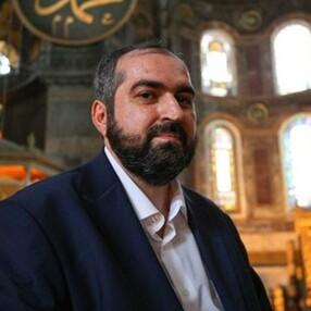 Ayasofya İmamı Mehmet Boynukalın'dan açıklama