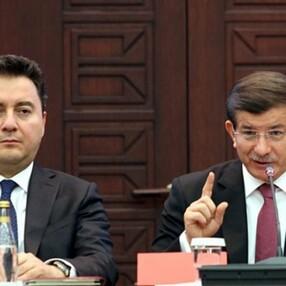 Ahmet Davutoğlu'nun bildirici amiraller hakkındaki açıklamaları
