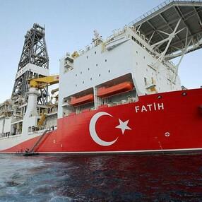 Fatih sondaj gemisi yeni kuyuları araştırmak için açıldı