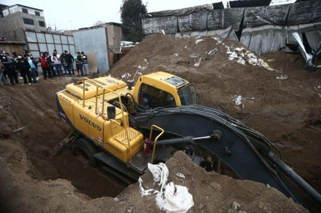 17eabb34 ce85 441d 9034 504f9de3f71f - Peru'da evden cezaevine 200 metrelik tünel kazdılar