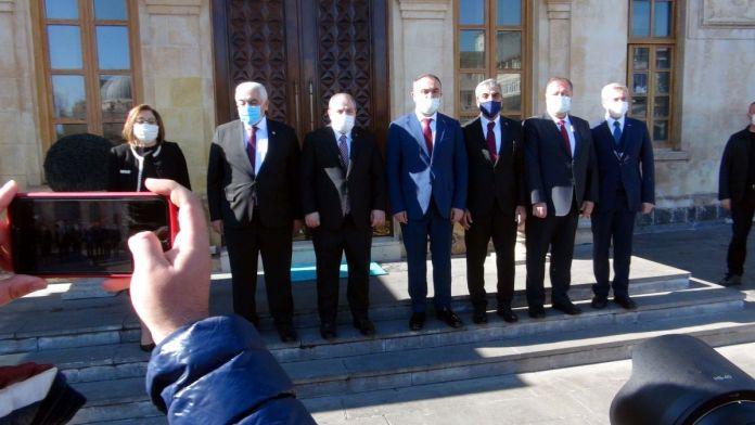 Mustafa Varank: Kılıçdaroğlu sözde değil, özde faşist bir genel başkandır #8