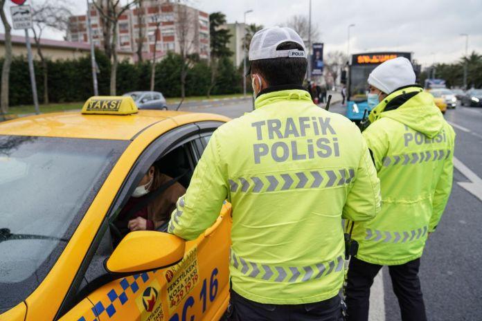 İstanbul da toplu taşıma araçlarında koronavirüs denetimi  #5