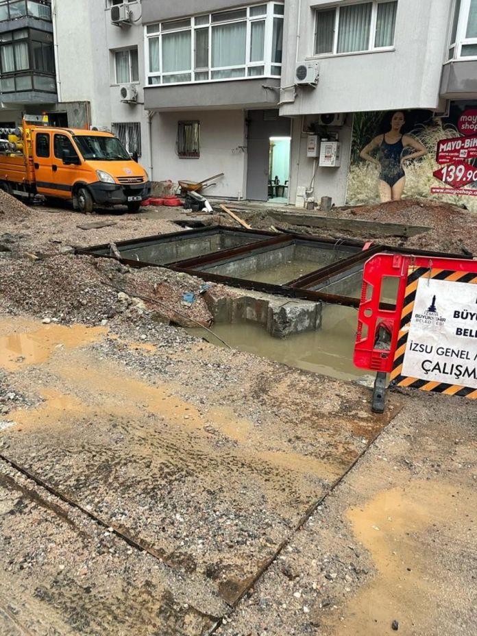 İzmirlilerden belediyeye foseptik çukuru tepkisi #2