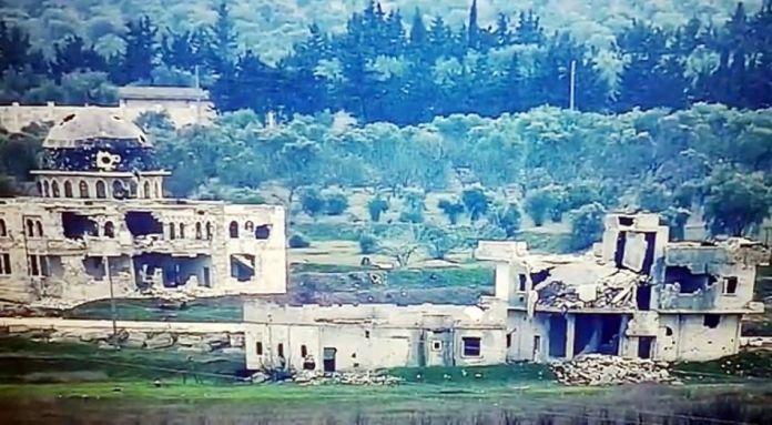 Suriye de saldırı hazırlığındaki teröristlerin vurulma anı #1