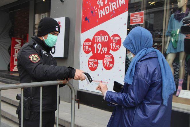 Samsun was offered a full closure against coronavirus #9