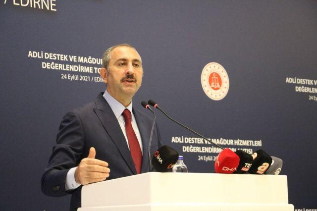 Bakan Gül: E-duruşma mahkeme sayısı 915 e ulaştı #2