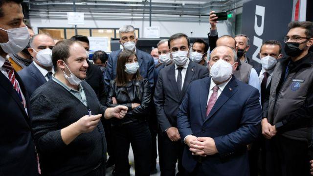 Mustafa Varank tan geliri artan sanayicilere: Çalışanlarınızın hakkını verin #1