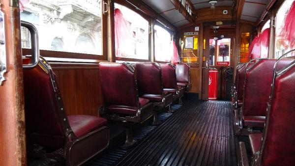 Nostaljik tramvay seferlerine başlıyor