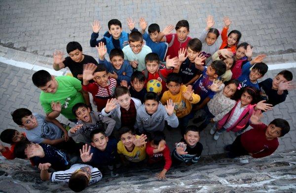 Nevşehir'de aileler çocukları için etüt merkezi kurdu