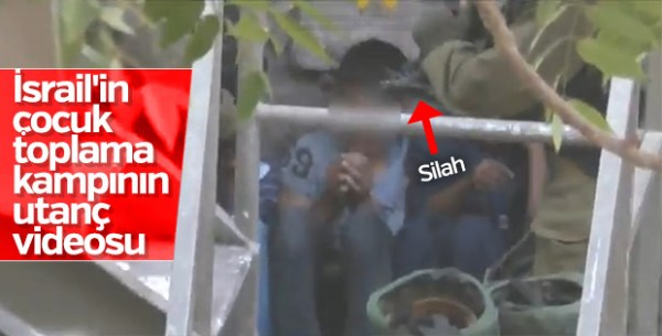İsrail polisinden ambulansta gözaltı