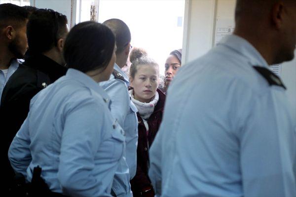 Filistinli Temimi'nin gözaltı süresi uzatıldı