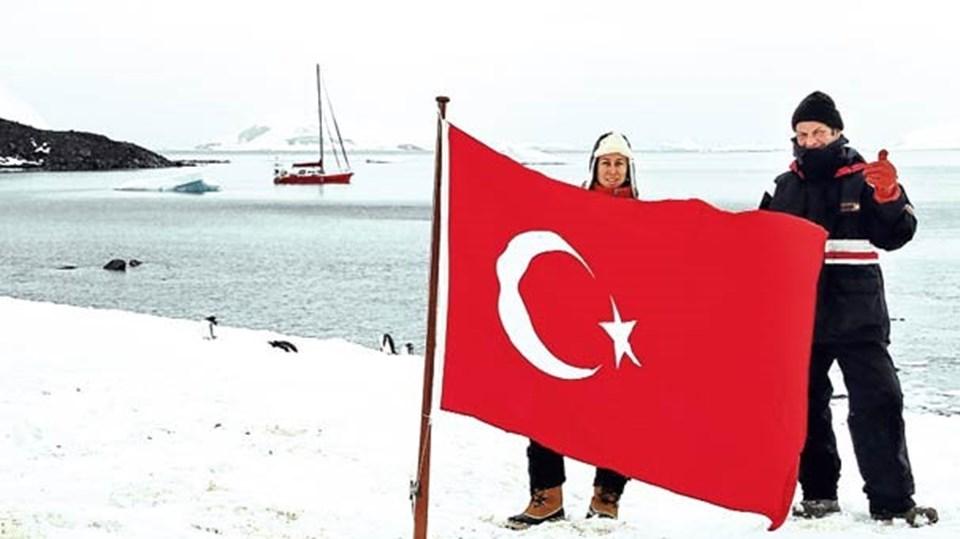Türkiye Antarktika'da bilimsel araştırma üssü kuruyor