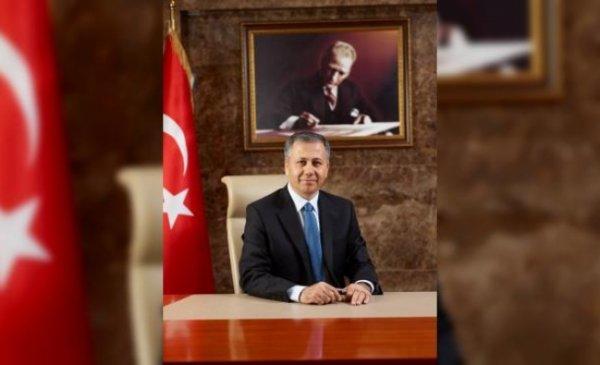 İstanbul Valisi Ali Yerlikaya oldu