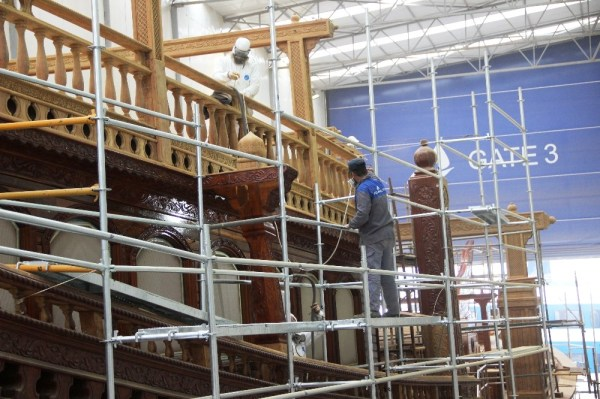 Milyon dolarlık tekneler Bodrum'da yaza hazırlanıyor