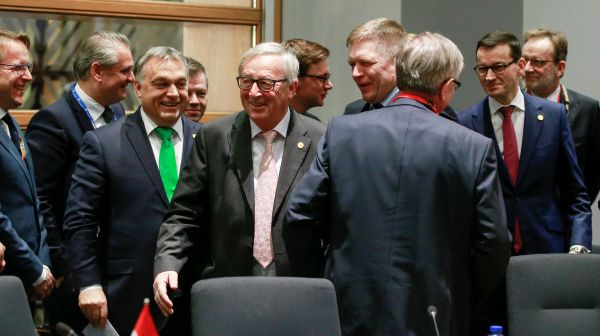 AB liderlerinin mülteci sorunu tartışmasında uzlaşmazlık