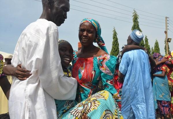 Nijerya'da 700 kişi Boko Haram'ın elinden kurtarıldı