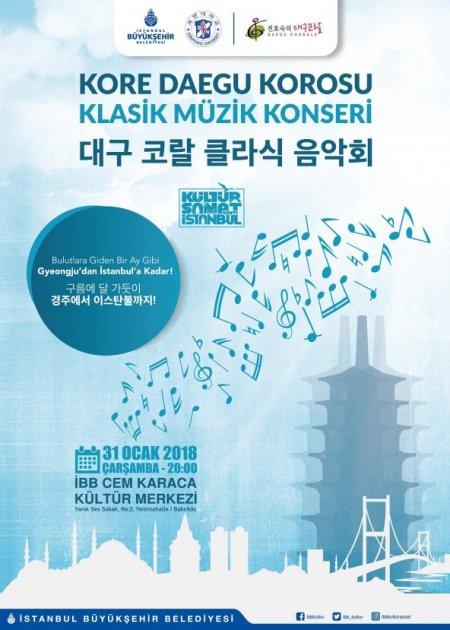 Kore Daegu Korosu Türkiye'de