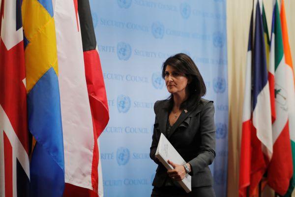 ABD temsilcisinden BM'ye İran'daki protestolar için çağrı