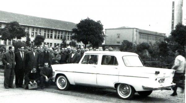 İlk yerli otomobil Devrim 57 yaşında
