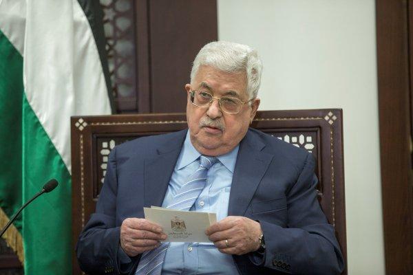 Abbas'tan BM'ye İsrail eleştirisi