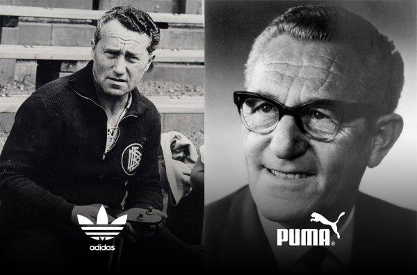 İki düşman kardeşin kavgası: Puma ve Adidas