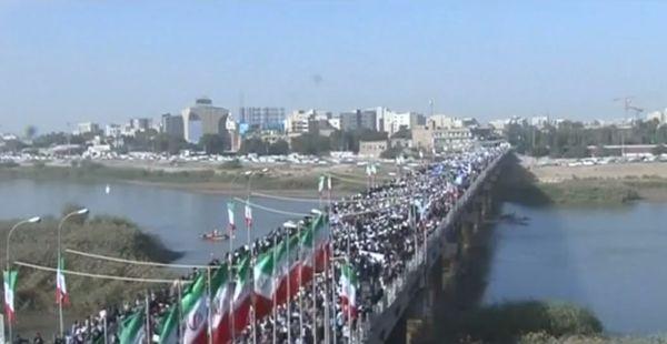 İran'da hükümete destek gösterileri başladı