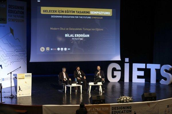 Bilal Erdoğan: Eğitim için yeni bir format aramalıyız