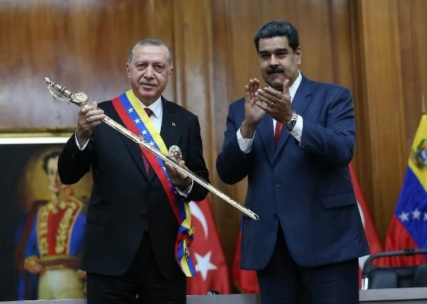 BBC review on Erdoğan's Venezuela visit