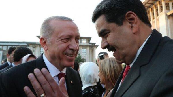 İngiliz BBC Erdoğan'ın Venezuela ziyaretini değerlendirdi