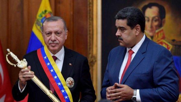 Al Arabiya'ın Venezuela hazımsızlığı