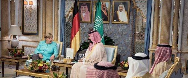 Alman Suudilere silah satmama sözünü tutmadı