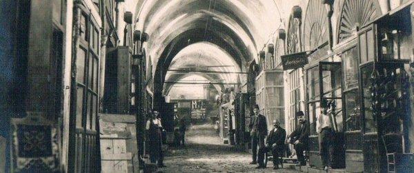 İstanbul'un tarihi çarşıları