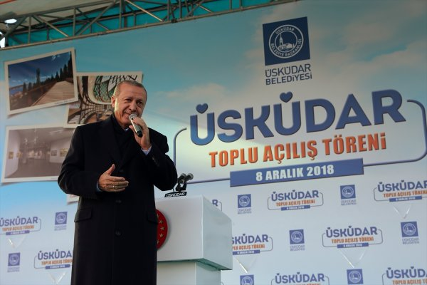 Erdoğan: Avrupa'da yaşananları endişeyle takip ediyoruz