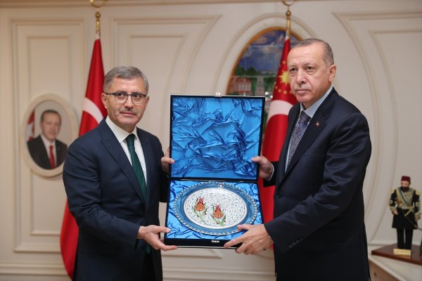 Cumhurbaşkanı Erdoğan: Belediyeciliğin okulunu kurduk