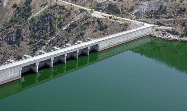 Barajlarda 10 yılın en yüksek üçüncü doluluğu