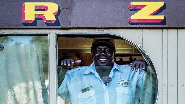 Tarihi trenle Afrika safarisi