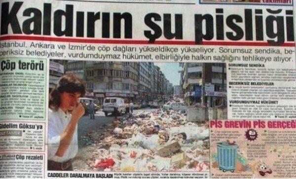 Eski İBB Başkanı Sözen: İstanbul'u Tanrı susuz bıraktı