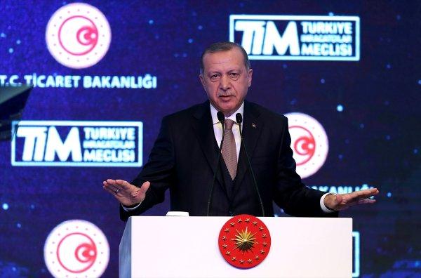 Cumhurbaşkanı Erdoğan: YPG ve DEAŞ'ı bitireceğiz
