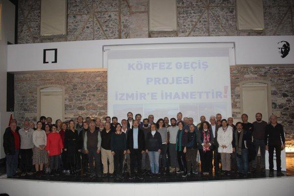 İzmir Körfez Geçişi Projesi'ne iptal kararı