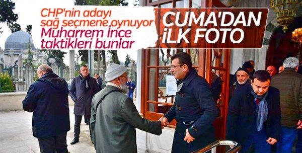 Ekrem İmamoğlu Erdoğan'dan randevu isteyecek