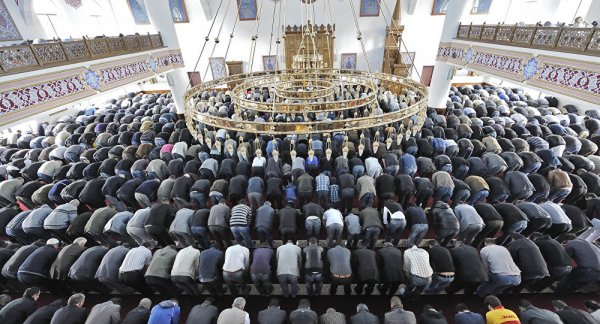 Germany considering 'mosque tax' for Muslims