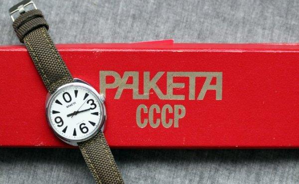 Yaşayan bir efsane: Rus saatleri