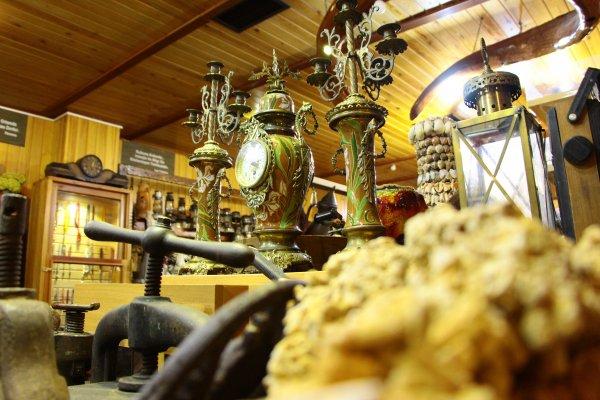 Türkiye'nin en ilginç müzesi Trabzon Uzungöl'de yapılıyor