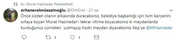 Murat Hazinedar, kendisine sahip çıkılmadığını düşünüyor
