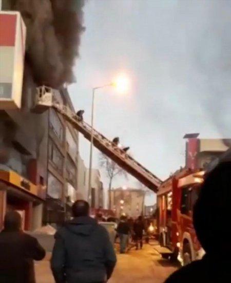 Ankara Siteler'de yangın: 5 kişi öldü