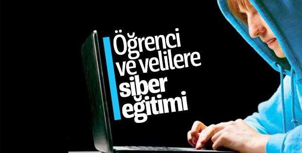Öğrenci ve velilere siber zorbalık eğitimi verilecek
