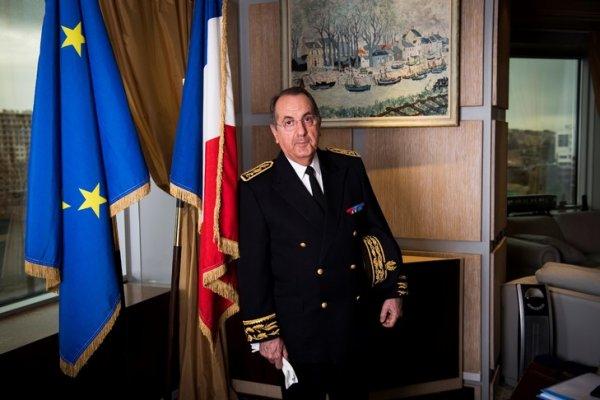 Paris Emniyet Müdürü görevden alındı